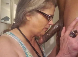 Grannie wants ebony men humungous..