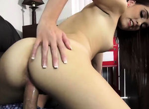 Yankee nubile blow-job and jamaican..