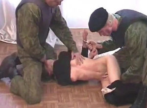 2 soldiers compelled damsel whitch..
