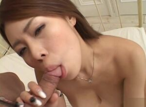 Haruka Sanada Hot chap-fallen Asian doll