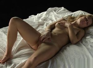 Ash-blonde Virgin Torn up While A..