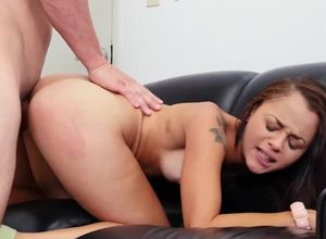 BANGBROS - Audition with Maiden Holly..